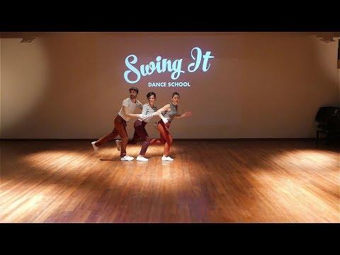 Swing It Showcase 2019 - Gefen Solberg, Billy Fogel, Hagay Moran