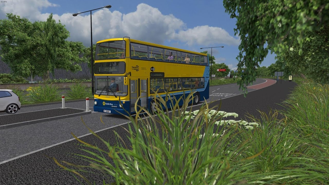 Omsi 2: Dublin Bus | Volvo B7TL - ALX400 | Route 9 Limekiln Ave
