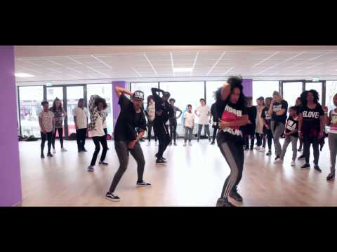 Hollywood - Grand Opening Global Dance Centre Amsterdam 2015
