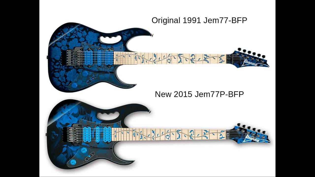Ibanez Jem 77p Bfp Model Review