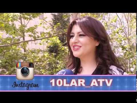 Aygun Kazimovanin qizi Ilqare Kazimovanin Biraz sevgisi 10LAR ATV de