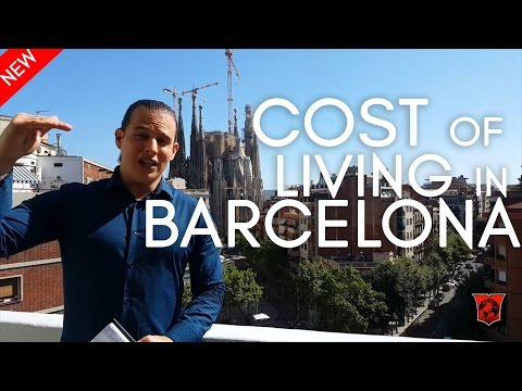 Barcelona - Cost of living in Barcelona