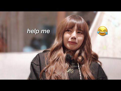 BLACKPINK LISA Cute And Funny Moments