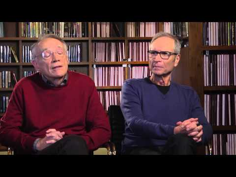 David Pollock and Elias Davis discuss getting hired for The Joey Bishop Show- EMMYTVLEGENDS.ORG