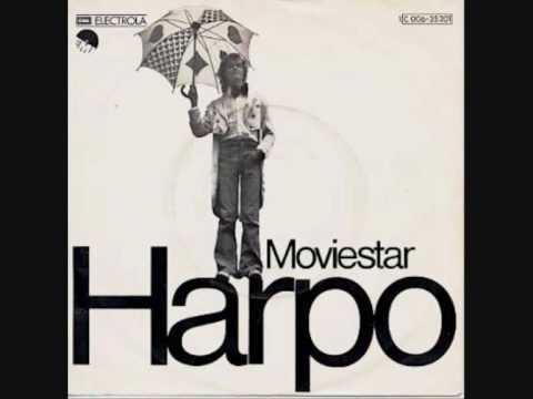 Harpo - Movie Star