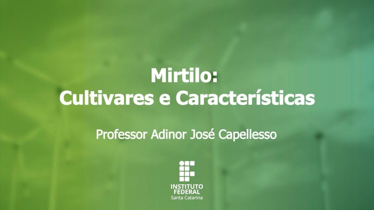 Download Mirtilo - Cultivares e Características