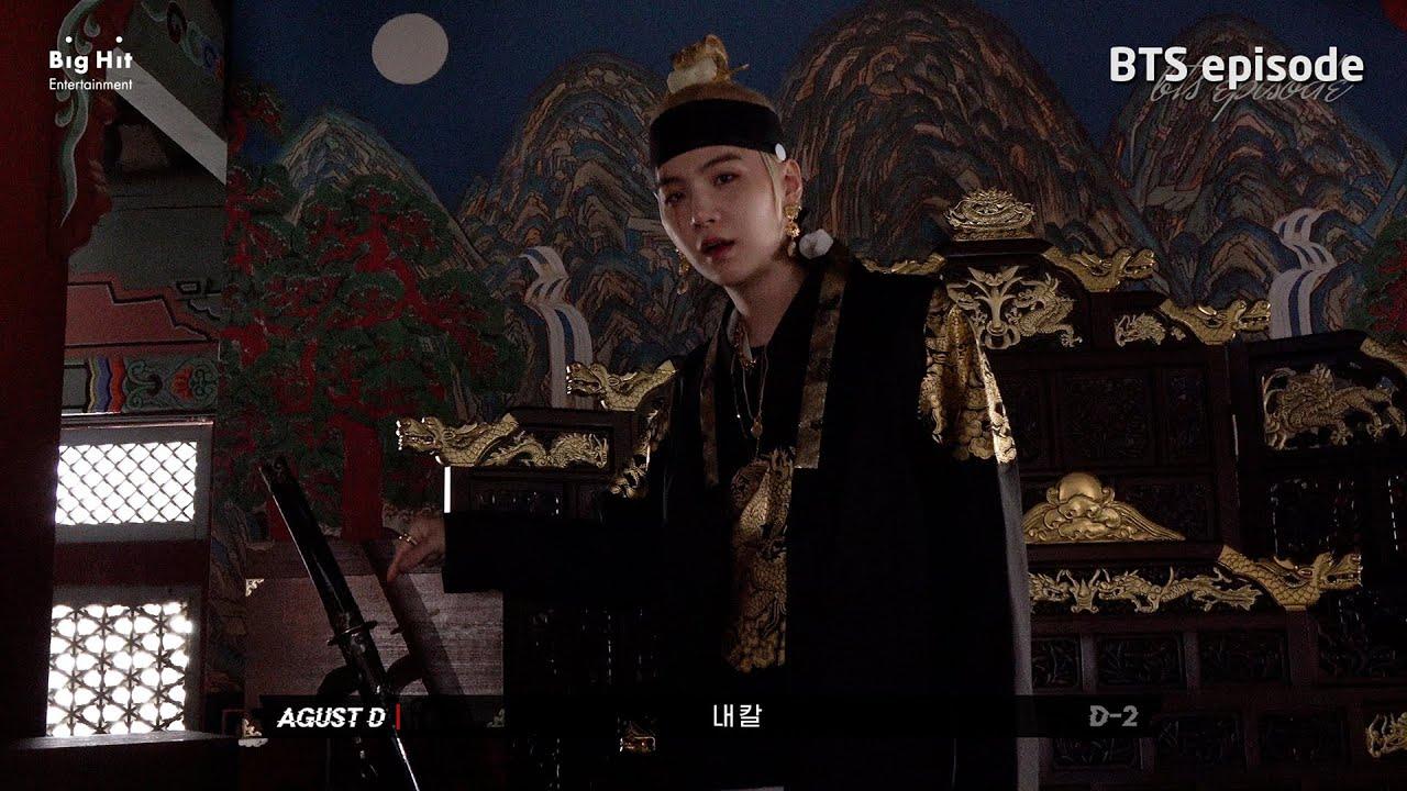 Download [EPISODE] Agust D '대취타' MV Shooting Sketch