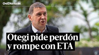 Otegi, a las víctimas de ETA: