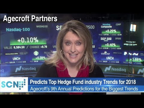 Agecroft Partners Predicts Top Hedge Fund Industry Trends for 2018