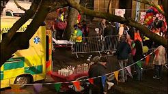 Coronation Street - Lloyd Has An Heartattack