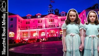 Haunted Stanley Hotel! Stephen King's Inpiration for The Shining!