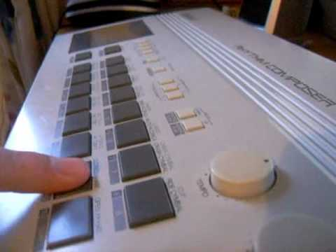 roland tr 626 demo youtube. Black Bedroom Furniture Sets. Home Design Ideas