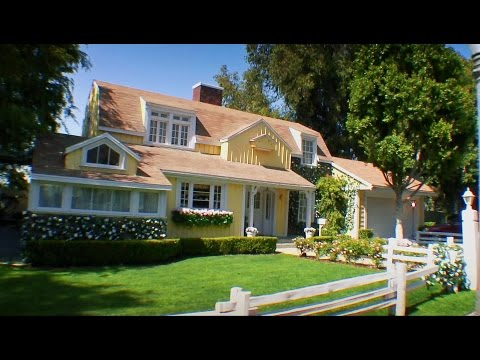 Wisteria Lane of Desperate Housewives, Universal Studios Hollywood
