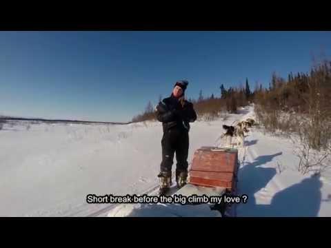Expédition Parc Kuururjuaq en traineau à chien / Dog sledding trip in Kuururjuaq National Park