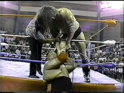 WWC: Bruiser Brody vs. Abdullah The Butcher (Last Recorded Match)