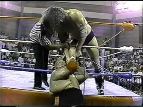 WWC: Bruiser Brody vs. Abdullah The Butcher (Last Recorded Match)