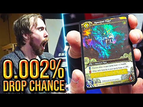 Asmongold & OTK Pull a $12k SWIFT SPECTRAL TIGER | Most Expensive WoW Mount
