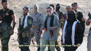 عراقيون يصرون على الحياة في وجه الحرب.. هكذا يحاولون العيش وسط الدمار (فيديو)