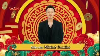 Diễn Viên Michael Sunshine Chúc Tết 2020 | TodayTV