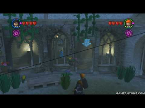 Lego Harry Potter: Years 1-4 Wii Co-Op - Part 33 - [Hogsmeade 1/3]  