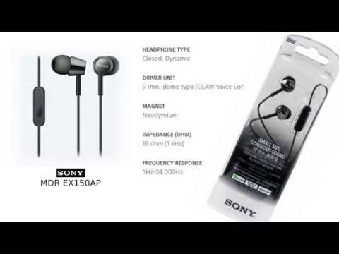 SONY MDR EX150AP headset unboxing and review in malayalam