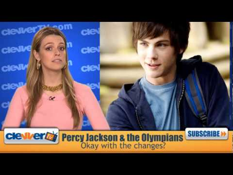 Percy Jackson & the Olympians: The Lightning Thief P