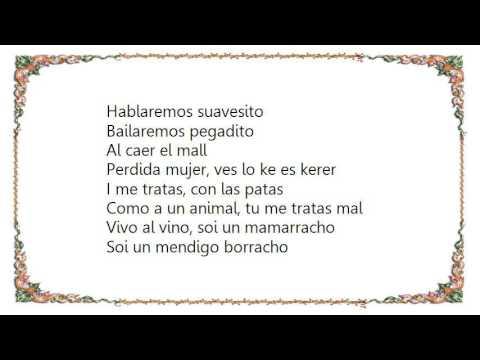 La Lupita - Al Caer el Mail Lyrics