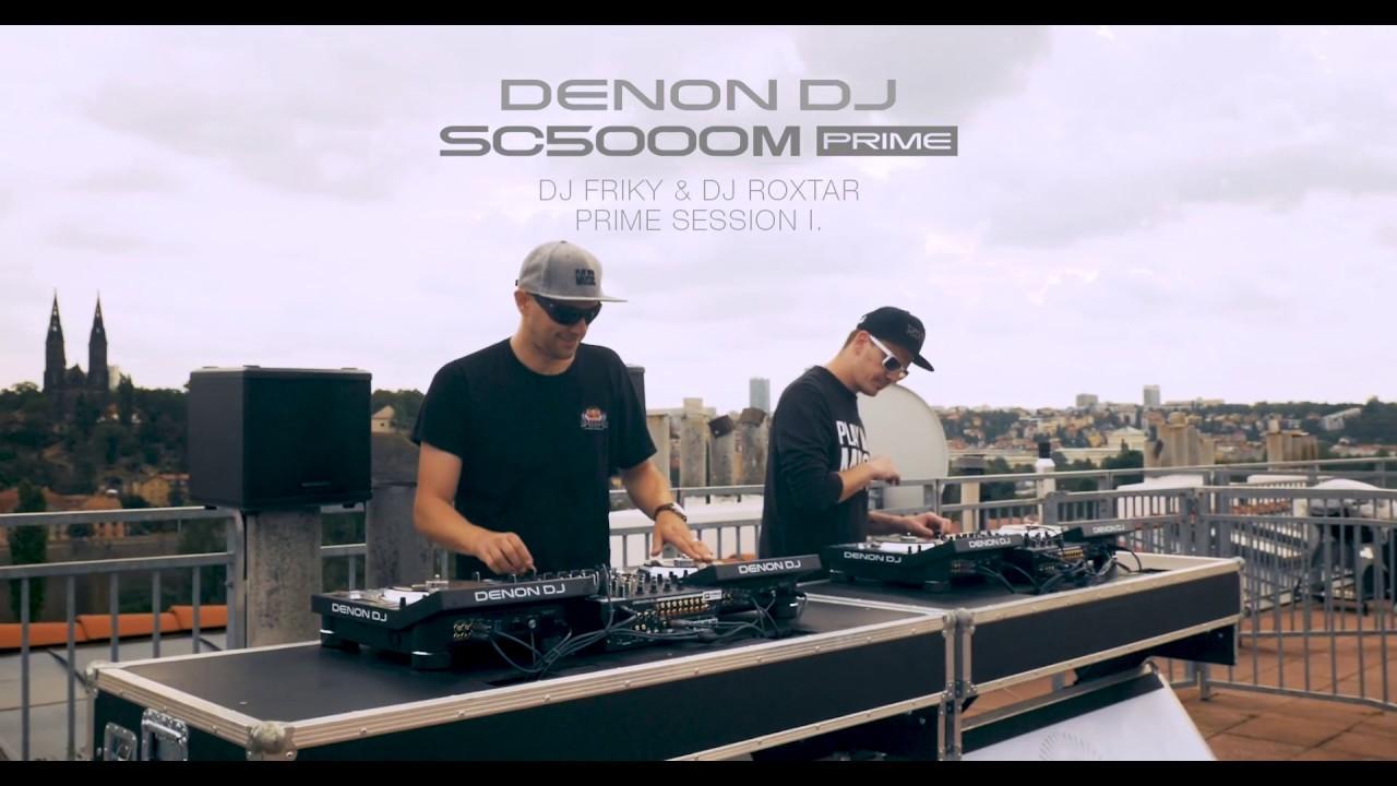 Denon DJ SC5000M performance video – session #1 (Friky & Roxtar)