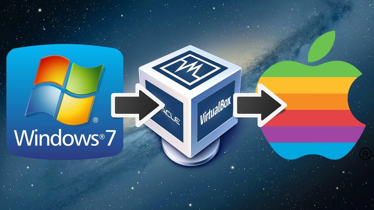 How to install Mac OS X 10 6 6 in Windows 7 AMD VirtualBox by Aleksey  Konovalov