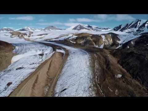 Spitsbergen 2015 - Aerial sample