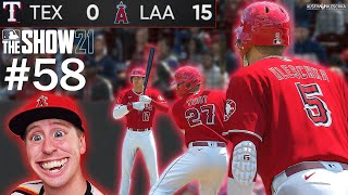 THE BIG 3 DO BIG DAMAGE!   MLB The Show 21   Road to the Show #58