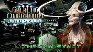 Mod Spotlight: Lytherian Synot - Galactic Civilizations III: Crusade