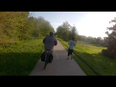 Shape of the City (Biking Projects segment)