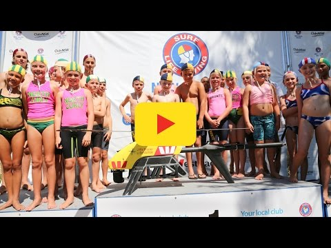 Surf Life Saving NSW presents Little Ripper Lifesaver