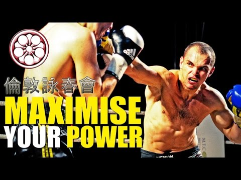 Increase Your Punching Power WITHOUT Ever Throwing a Punch | 3 Best Power Exercises