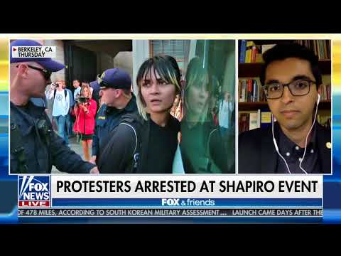 What's It Like Being A Conservative At UC Berkeley? Naweed Tahmas Joins Fox To Discuss