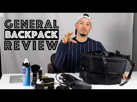 BYAPPTONLY Barber Backpack Testing Review Part 2