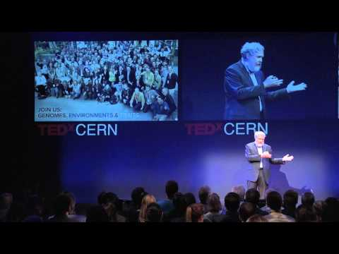 DNA: George Church at TEDxCERN