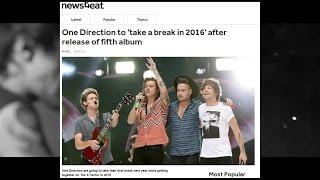 Konser One Direction di Sheffield Dipastikan Menjadi yang Terakhir