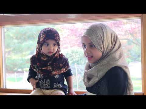 Very Cute!! Fatima is reciting Surah Al-Ikhlas