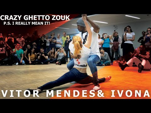 Rihanna - Work, Shinna Way / Vitor & Ivona Ghetto Zouk Dance