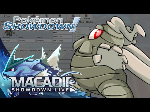 Hazardous Waste! - Gravity Hazard Stack PU Team (Pokemon Showdown Smogon ORAS PU Team)