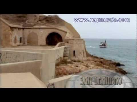 Baterías de defensa.Puerto de Cartagena [Documental Piratas]