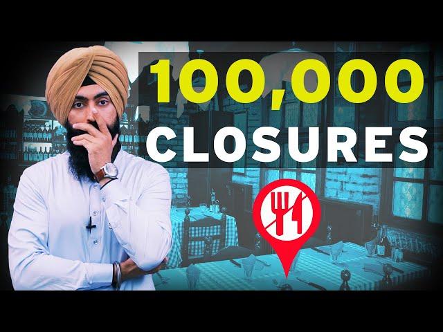 100,000+ Restaurants SHUT DOWN In 2020 - The Restaurant Apocalypse