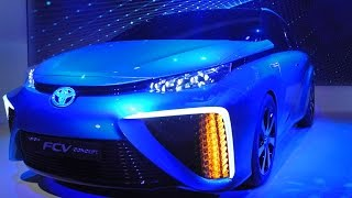 Hydrogen cars: Ready for the roads? | Future Thinking | BRITLAB