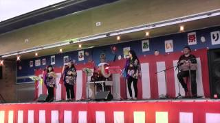 2014.7.19に開催された「美原ふれあい祭り」で演奏しました。 「なんく...