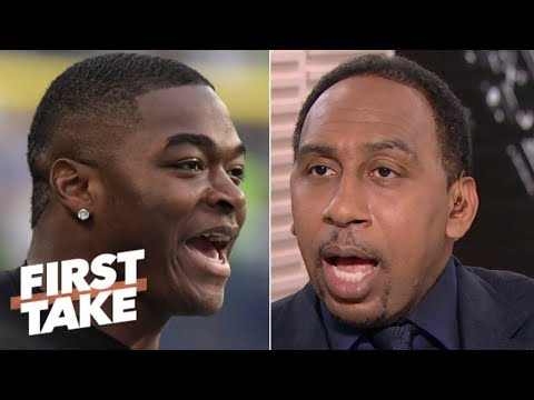 Amari Cooper Trade For First-round Pick A Fair Deal For Raiders, Cowboys - Stephen A. | First Take
