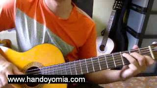 Stand By Me - Ben E.King - Fingerstyle Guitar Solo