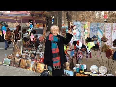 Yerevan, 04.12.16, Su, Video-1, (на рус) Вернисаж на Анрапетутян, ч.1