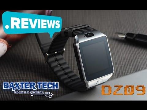 Review Smart wach DZ09 en español